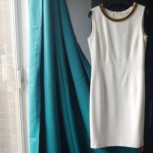 Emilio Pucci Sleeveless Wool Dress